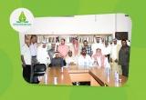 جمعية مجموعة غزة للثقافة والتنمية تستقبل تجمع عائلات فلسطين